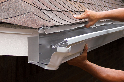 Strip Miters: Making the Right Connections – Rain and Gutters