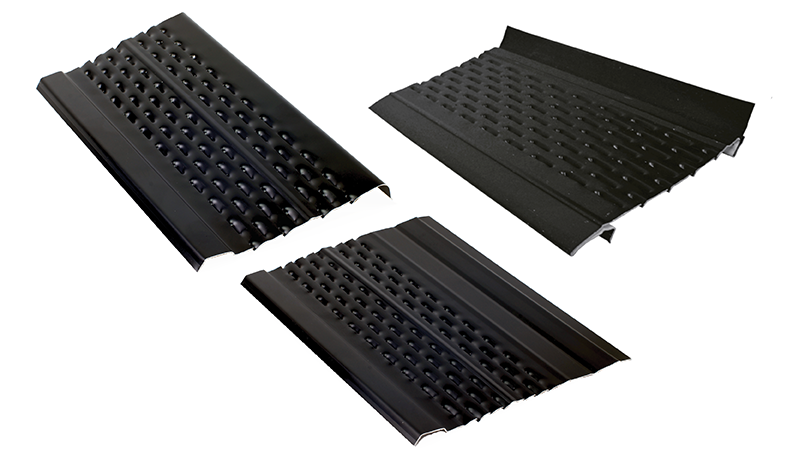 Louvered Gutter Guards Rain And Gutters