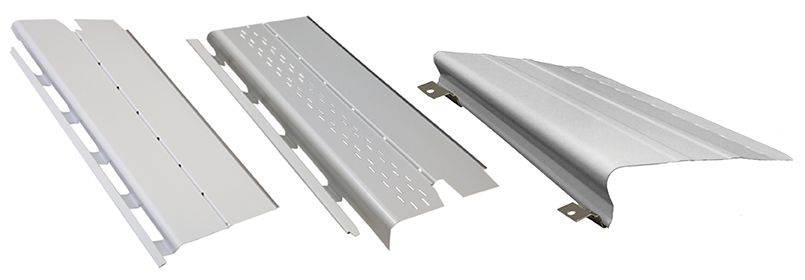Solid Gutter Guards Rain And Gutters
