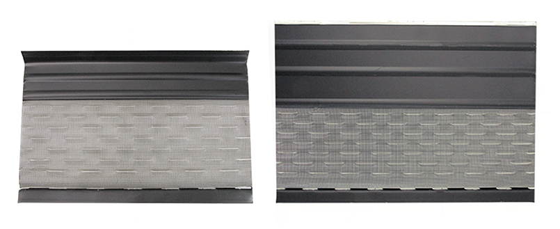 Stainless Steel Metal Mesh Gutter Guards Rain And Gutters